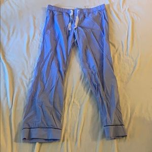 J. Crew Pajama Pants